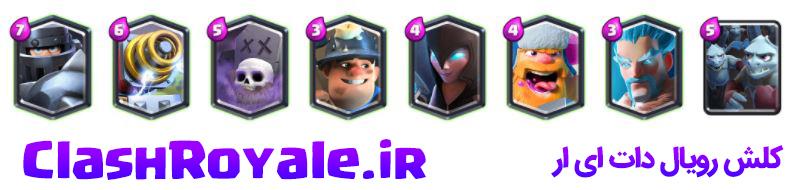 همه چیز درباره کارت Royal ghost